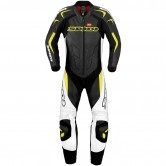 Supersport Wind Pro Professional Black / Yellow Fluo