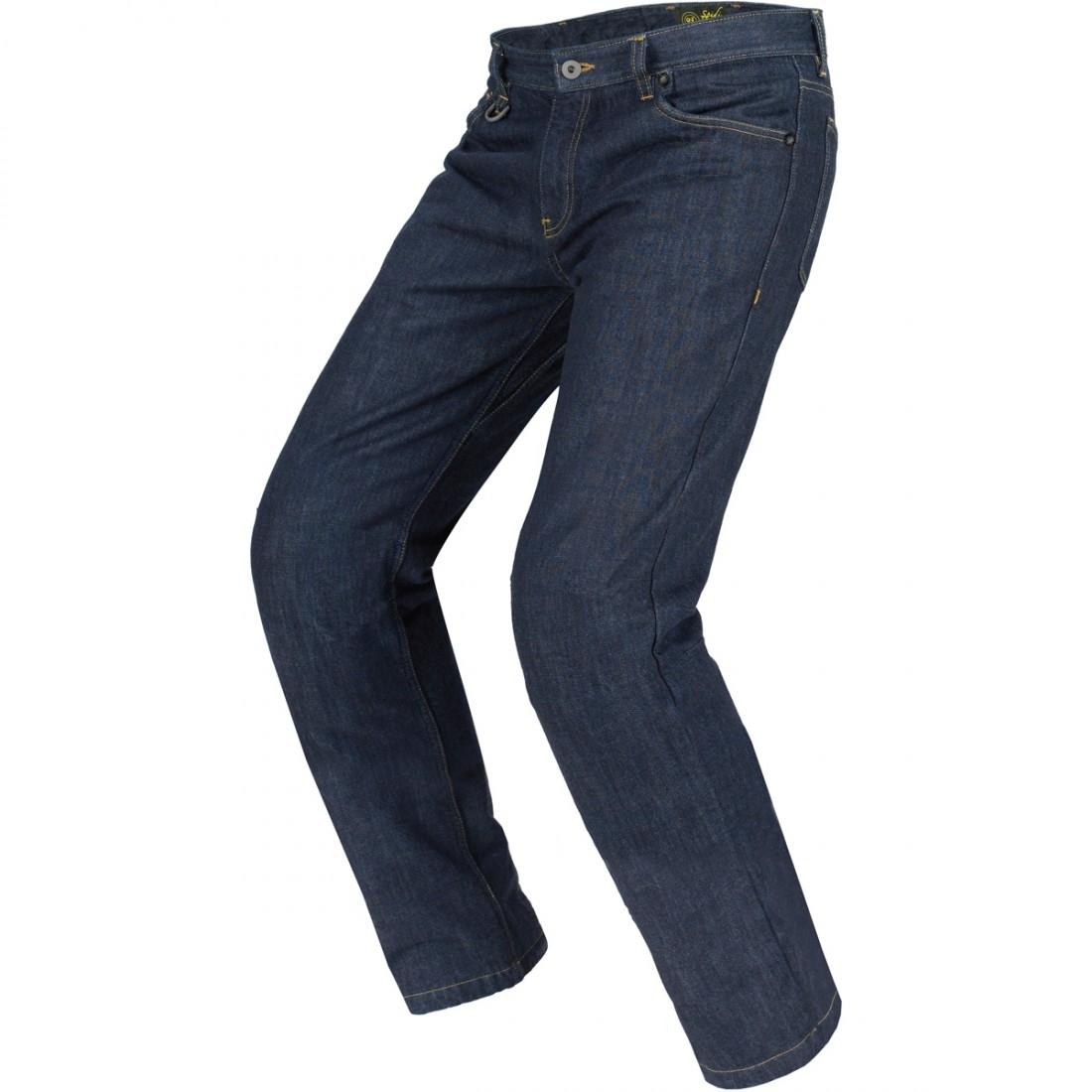 13fabf6123b Pantalon SPIDI J-Flex Black   Blue · Motocard