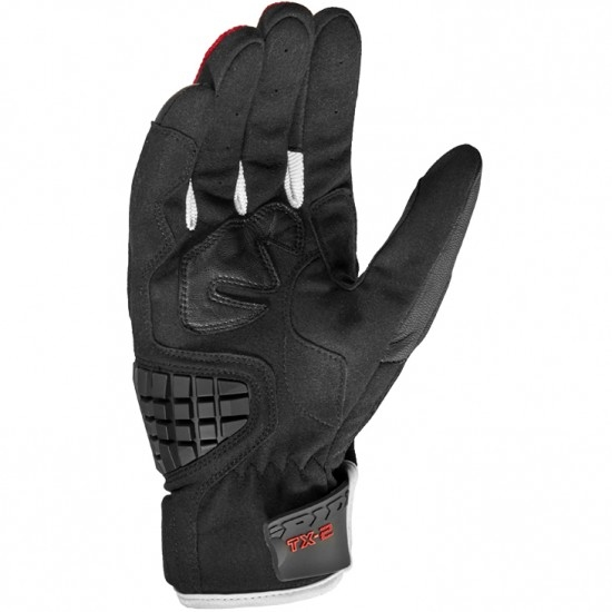 Handschuh SPIDI TX-2 Black / Red