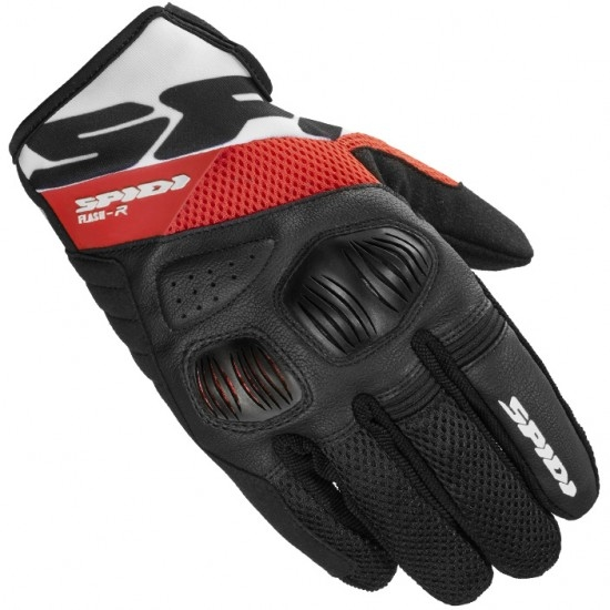 Guantes SPIDI Flash-R Evo Red