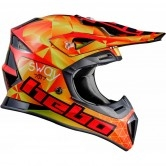 HEBO Sway Enduro Fibra Red