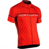 NORTHWAVE Logo 3 Kid Red / Black