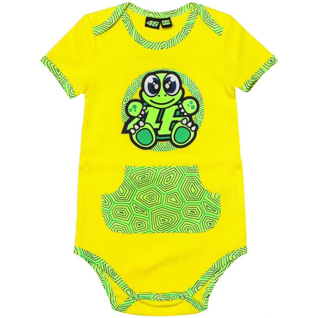 VR46 Rossi 263701 Baby Body Pyjamas · Motocard b1d930c124e