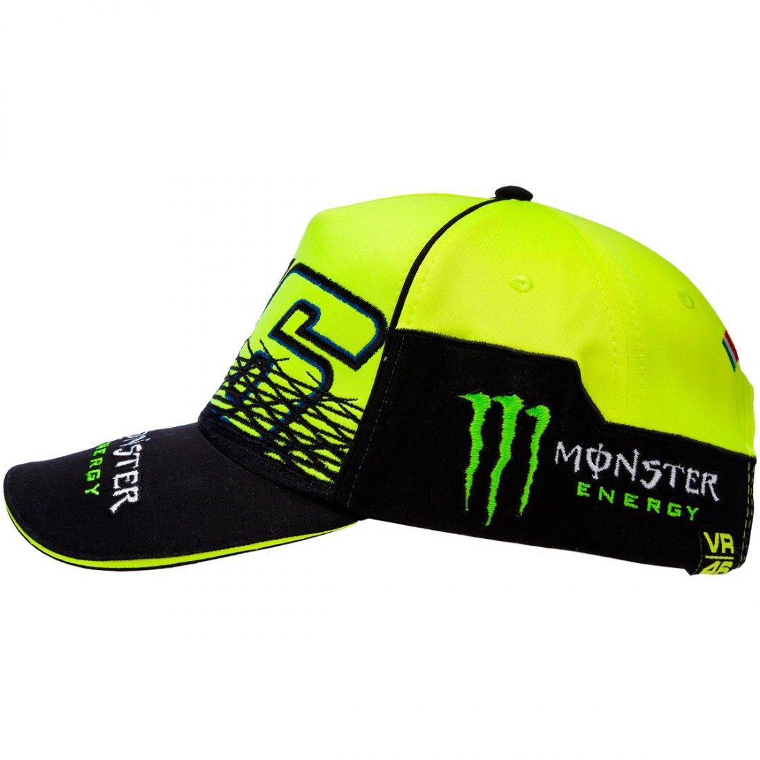 7bd3b506d8f VR46 Monster Monza Rossi VR 46 274628 Cap · Motocard