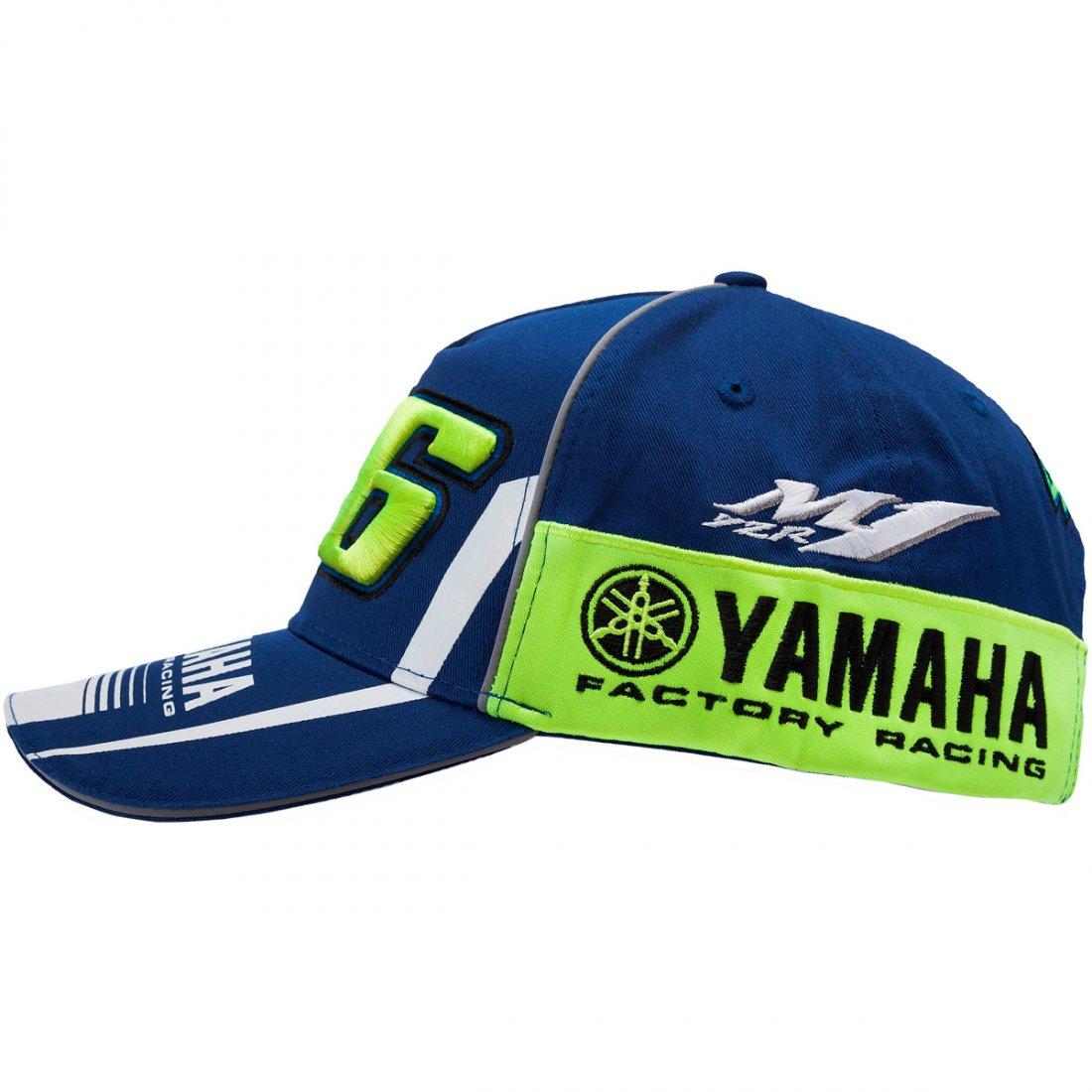 VR46 Yamaha Rossi VR 46 272909 Cap · Motocard 08d5565e0ae