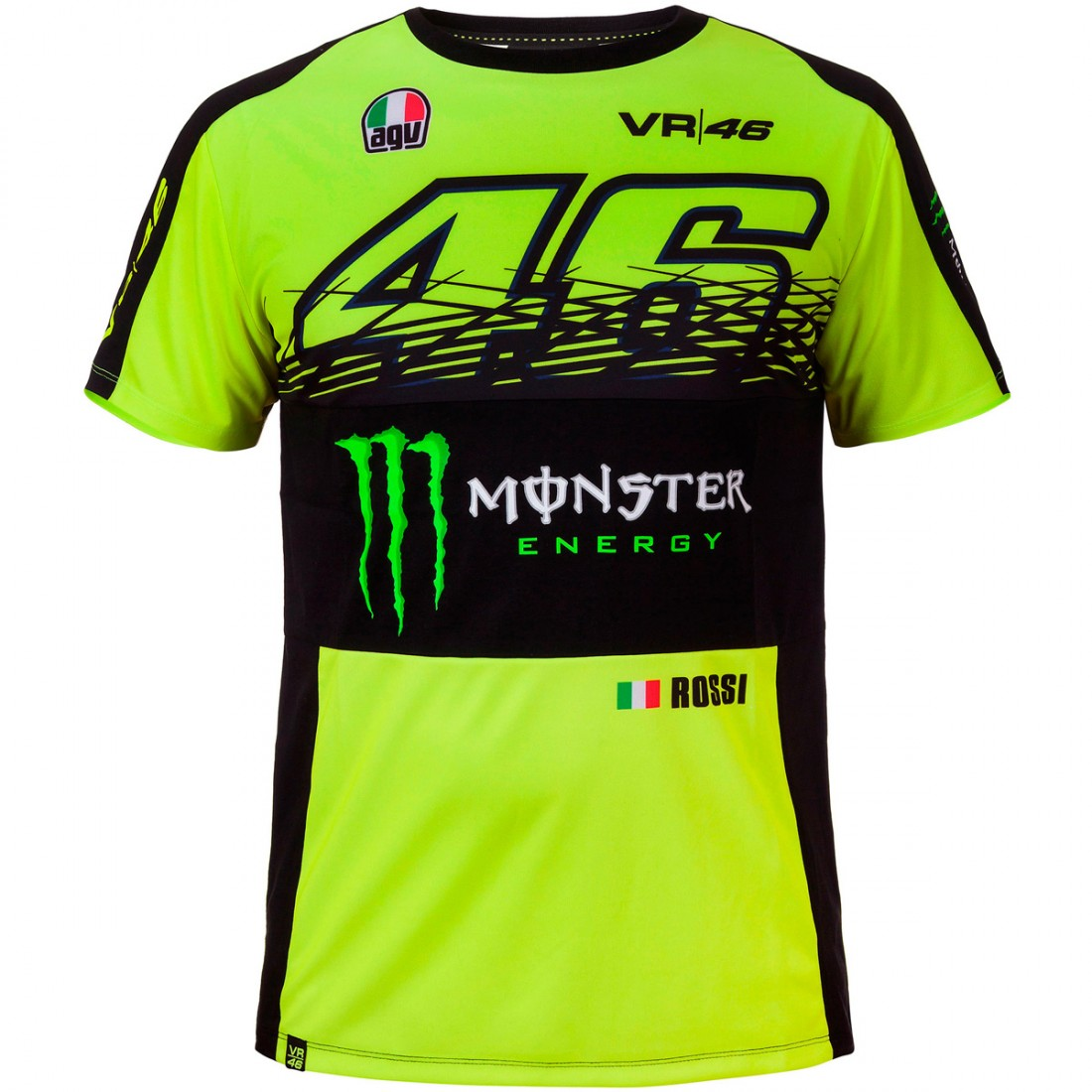 Monza Monster Vr46 Road Rossi 274428 46 Maillot Vr Off Omn8wvN0