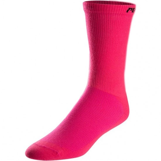 Chaussettes PEARL IZUMI Attack Tall Screaming Pink