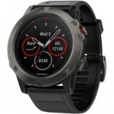 GARMIN Fēnix 5X Slate Gray Sapphire with Black Band