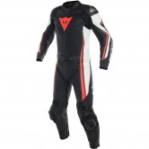 DAINESE Assen Black / White / Red Fluo