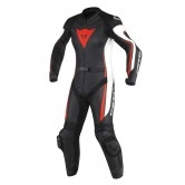 DAINESE Assen Lady Black / White / Red Fluo