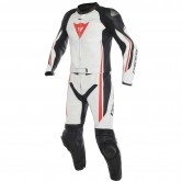 DAINESE Assen White / Black / Red Fluo