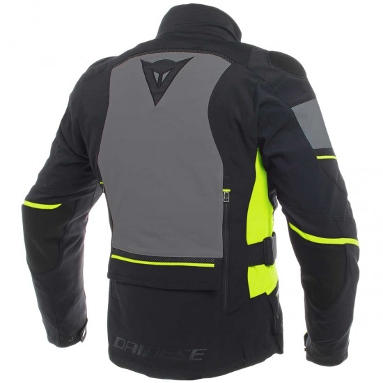 Casaco DAINESE Carve Master 2 Gore-Tex Black / Ebony / Fluo-Yellow