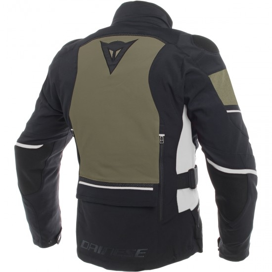 Blouson DAINESE Carve Master 2 Gore-Tex Black / Grape-Leaf / Light Grey