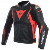 DAINESE Mugello Black / Fluo-Red