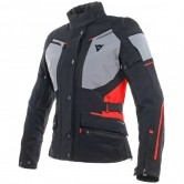 DAINESE Carve Master 2 Gore-Tex Lady Black / Frost-Grey / Red