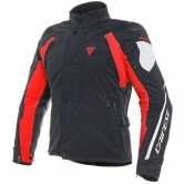 DAINESE Rain Master D-Dry Black / Glacier Gray / Red