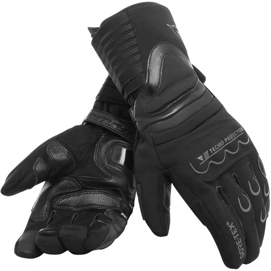 DAINESE Scout 2 Gore-Tex Black Gloves