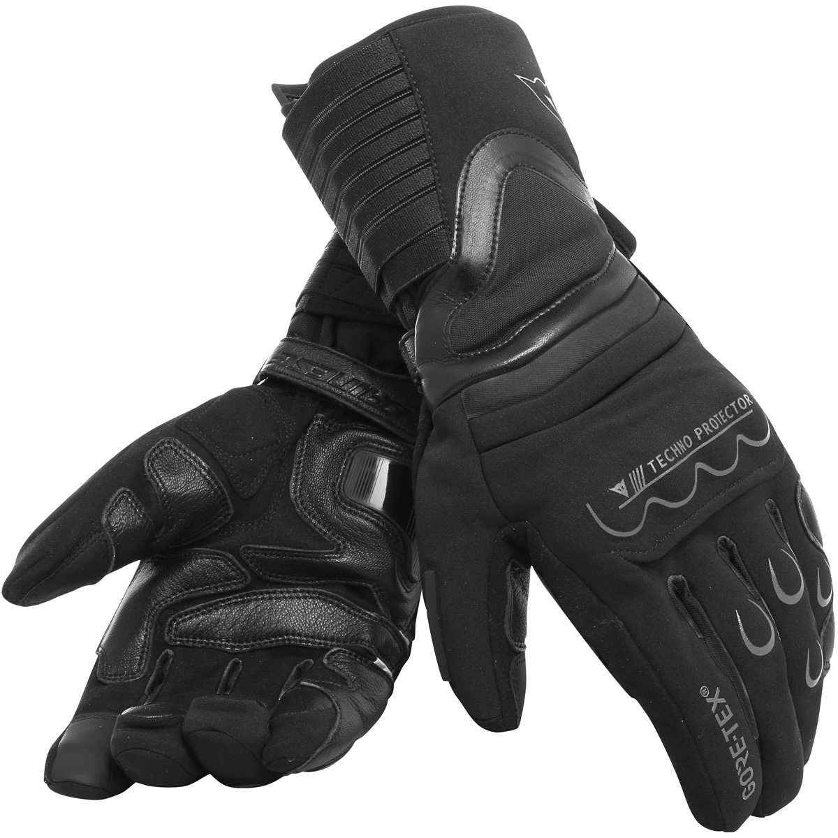 Guantes DAINESE Scout 2 Gore-Tex Black