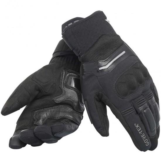 Handschuh DAINESE Solarys Short Gore-Tex Black