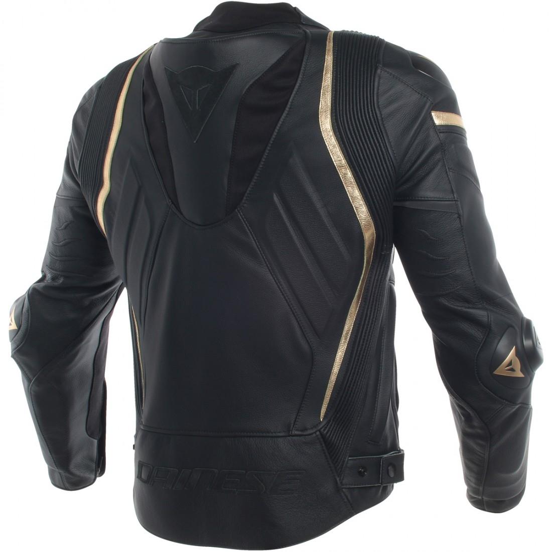 41262517684 Blouson DAINESE Mugello Anniversario Black   Gold Limited Edition ...