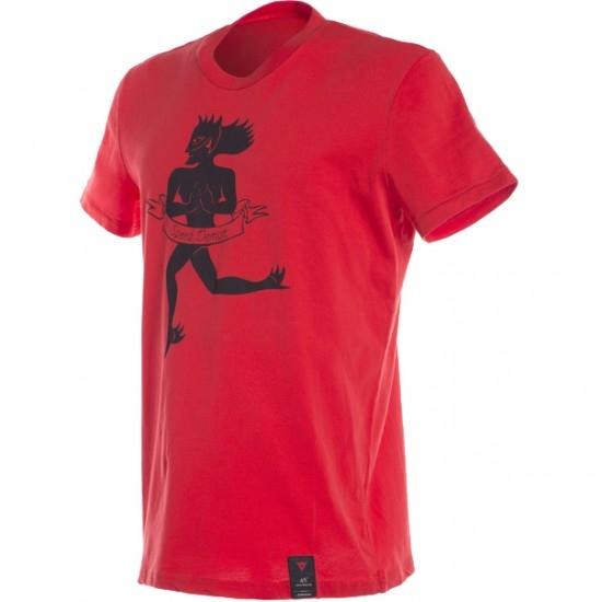 Maillot off road DAINESE Essence Aniversario Red
