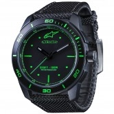 Tech 3H-NY Black / Green