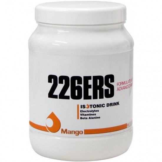 226ERS Isotonic Drink 500gr. Mango Nutrition