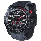 ALPINESTARS Tech Chrono Silicon Black / Black