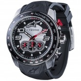ALPINESTARS Tech Chrono Silicon Black / Steel