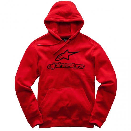 Felpa ALPINESTARS Always Red