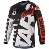 ALPINESTARS Racer 2018 Braap Black / White / Red