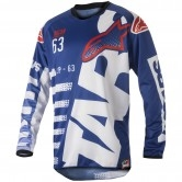 ALPINESTARS Racer 2018 Braap Blue / White / Red