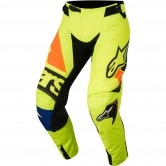 ALPINESTARS Techstar 2018 Factory Yellow Fluo / Blue / Black / Orange Fluo