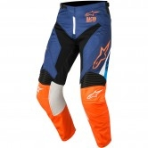 ALPINESTARS Racer 2018 Supermatic Dark Blue / Orange Fluo / Aqua