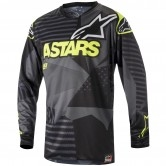 ALPINESTARS Racer 2018 Tactical Black / Yellow Fluo