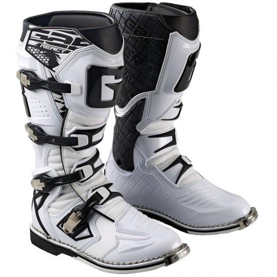 Stiefel GAERNE G-React Goodyear White