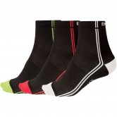 ENDURA Coolmax® Stripe II Black