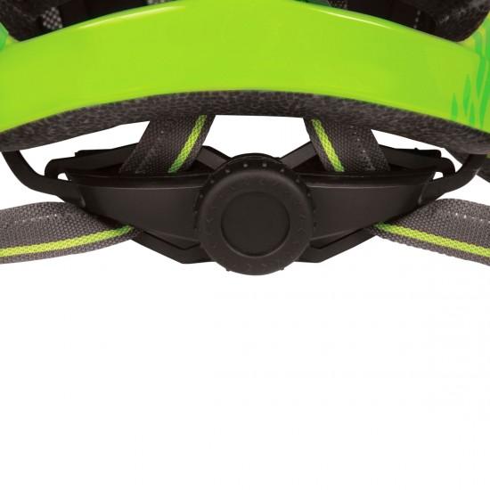 ENDURA Hummvee Hi-Viz Green Helmet