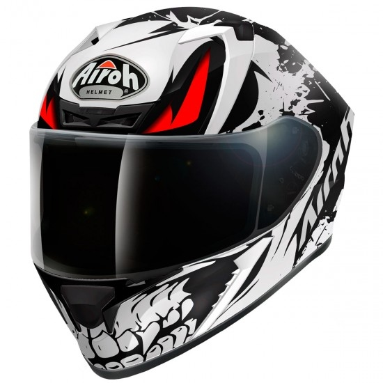 Casco AIROH Valor Bone Matt
