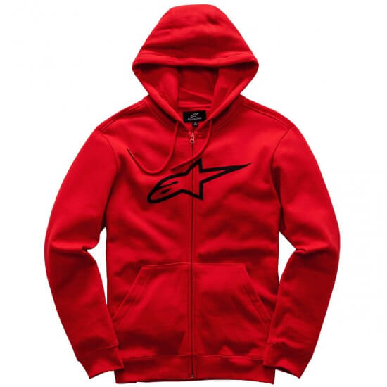 Felpa ALPINESTARS Ageless Red