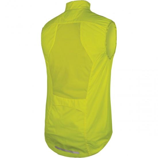 Giubbotto ENDURA Pakagilet II Hi-Viz Yellow