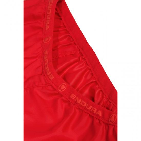 ENDURA Pakagilet II Red Vest