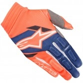 ALPINESTARS Aviator 2018 Orange Fluo / Dark Blue