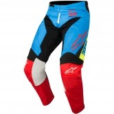 ALPINESTARS Racer 2018 Junior Supermatic Aqua / Black / Red