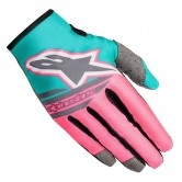 ALPINESTARS Radar Flight 2018 Indy Vice LE Gray / Pink / Turquoise