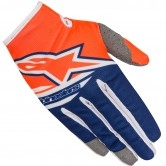 ALPINESTARS Radar Flight 2018 Orange Fluo / Dark Blue / White