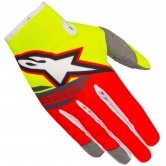 ALPINESTARS Radar Flight 2018 Yellow Fluo / Red / Anthracite