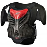 A-5 S Junior Black / Red