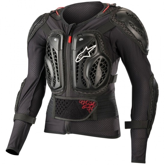 ALPINESTARS Bionic Action Black / Red Protection
