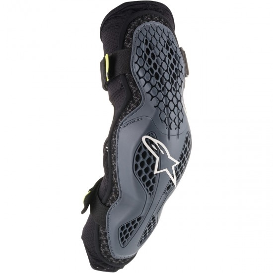 Proteccion ALPINESTARS Sequence Anthracite / Yellow Fluo